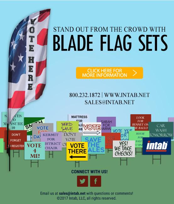 Blade Flag Sets!